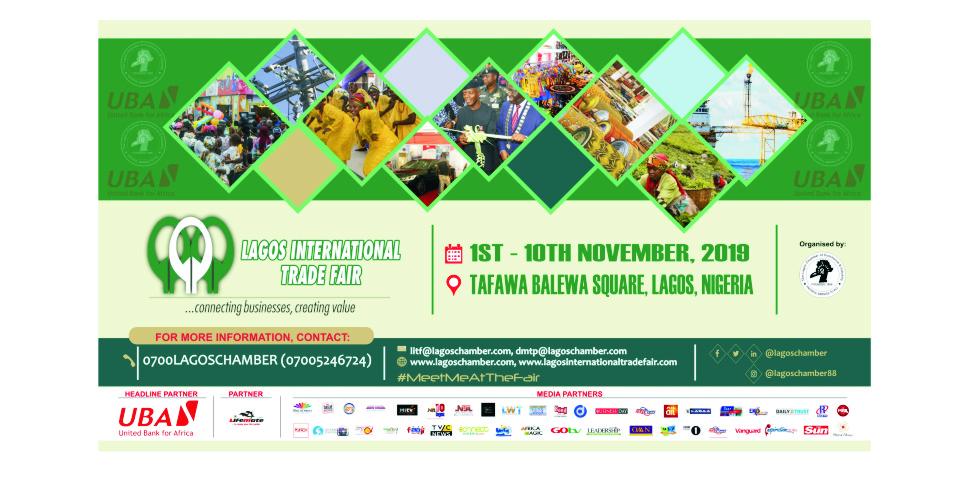 Image result for lagos international trade fair 2019